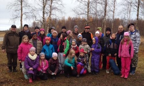 Kemi-Rovaniemi retki Ykskuuseen (Kemi)